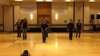 Homegrown Girl Line Dance