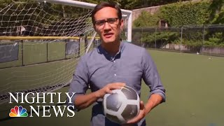 Referee On Mission To Expose Disruptive Parents At Kids Sports Games | NBC Nightly News