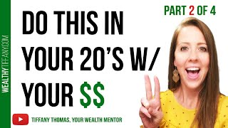 Retire Early: What & Where to Invest Your Money In Your 20s [Part 2-College Student Money Management