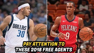 Top 10 Underrated NBA Free Agents in 2018