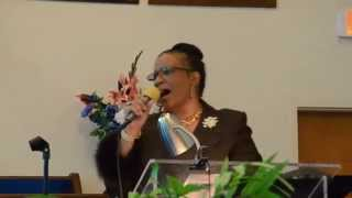 "Bernice Webb Bates Singing ""Use Me Lord in Thy Service"""