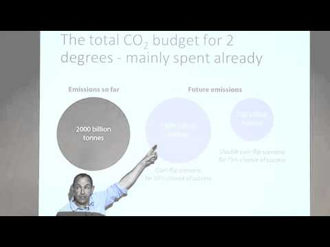 Carbon Neutral University: 'A Local Solution to the Global Climate Crisis' – Mike Berners-Lee