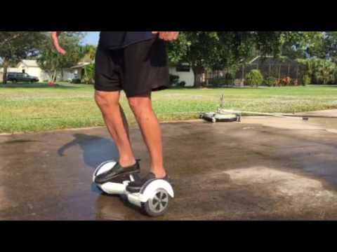 Pressure cleaning/hover board tutorial by Jim Faulhaber