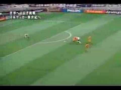 2006年ドイツワールドカップ日本代表の軌跡posted by trofejnojb0