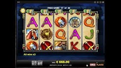 Knights Life slot rare trigger mega big win | Merkur | Videoslots Casino