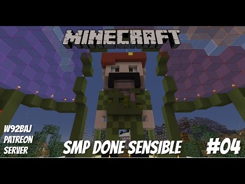 SMP Done Sensible - #04 - Minecraft - Let's Play - PC•720p•60fps