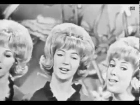 The Paris Sisters - Dream Lover (American Bandstand - Jun 27, 1964)