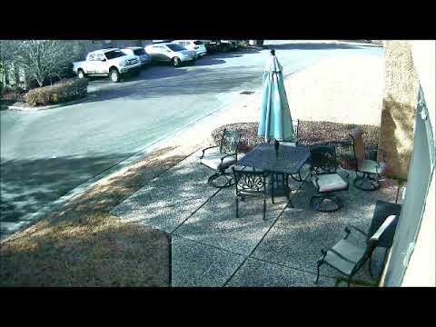 TownSquare Media Surveillance Camera Captures Vehicle Burglary