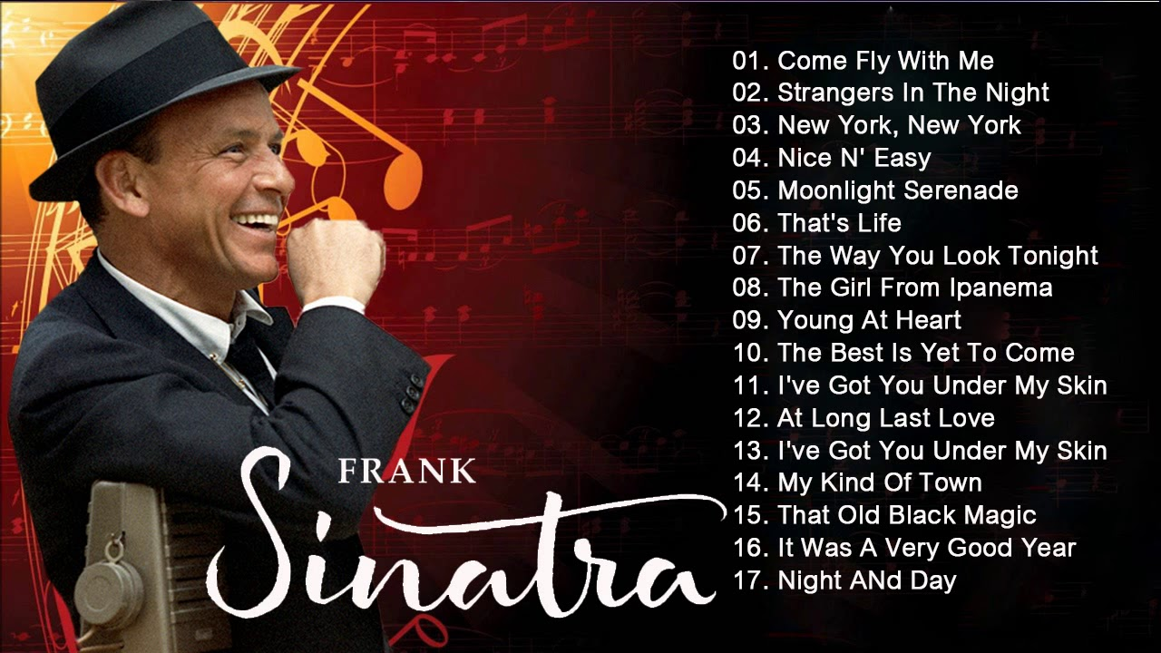 Frank Sinatra Greatest Hits Full Album Best Songs Of Frank Sinatra Collection Youtube