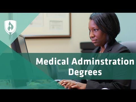 How to Choose A Medical Administration Degree