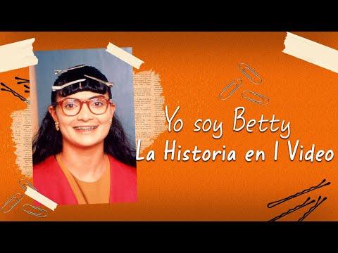 Yo Soy Betty La F3@ : La Historia en 1 Video (Resubido)