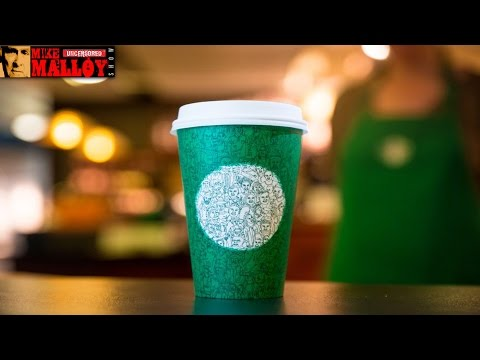 Republican Stupidity Over Starbucks Christmas Cup