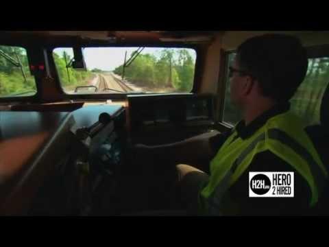 Hero2Hired Employer Spotlight: CSX Railroad