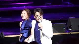Trái Tim Không Ngủ Yên - Mỹ Tâm lần đầu thổ lộ tình cảm cùng Hà Anh Tuấn|Fancam FullHD