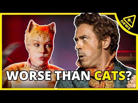 "Is Robert Downey Jr.'s ""Dolittle"" Worse than ""Cats""? (Nerdist News w/ Amy Vorpahl)"