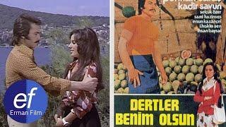Dertler Benim Olsun (1974) - Öpüşme Sahnesi
