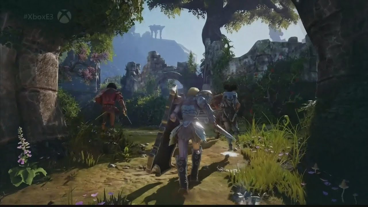 Fable Legends Gameplay Trailer Xbox One E3 2014 - YouTube