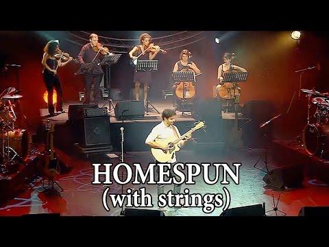 Maneli Jamal - Homespun (with strings)