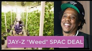 Jay Z Inks Largest Cannabis SPAC Deal Ever With Subversive Capital, Roc Nation, Caliva, Left Coast V
