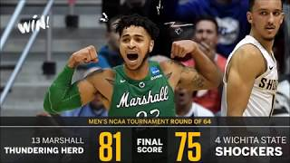 Marshall Basketball 2017-18 Tribute
