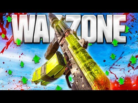LLUVIA DE KILLS CON LA AK-74U MEJORADA EN COD WARZONE