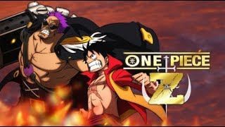 One Piece Film Z「AMV」 - Eye of the Storm