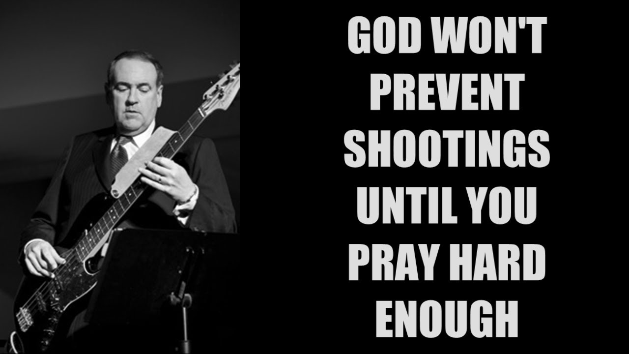Thoughts And Prayers Can Prevent Gun Violence