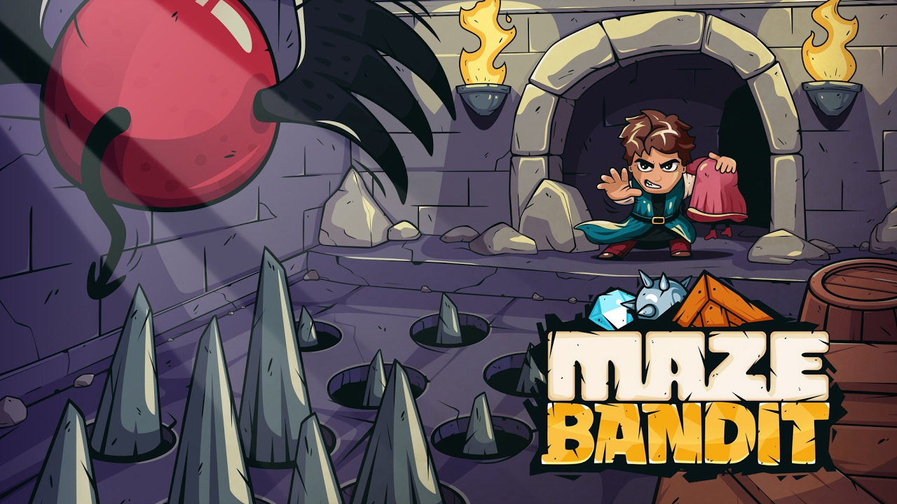 Resultado de imagem para Maze Bandit