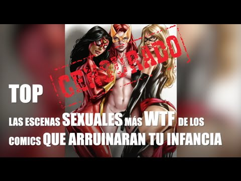 VIDEO CENSURADO POR YOUTUBE COMICS !WTF¡