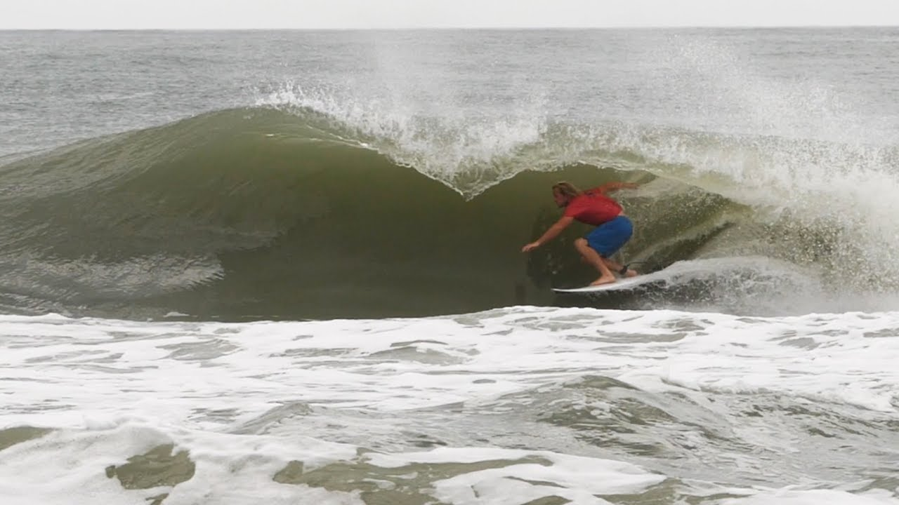 Summer Surf in New Jersey