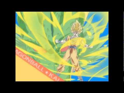 Dragonball Kai Ending 2 Kokoro no hane~ Wings of heart HD