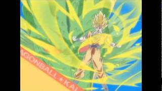 Dragonball Kai Ending 2 Kokoro no hane~ Wings of heart HD