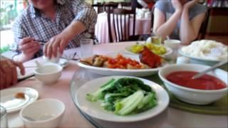 Маленькое путешествие в большой Китай. Китайская еда. Обед.