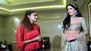 EXCLUSIVE: Isabel Kaif tells us about her bonding with sister Katrina Kaif | LFW| 2019