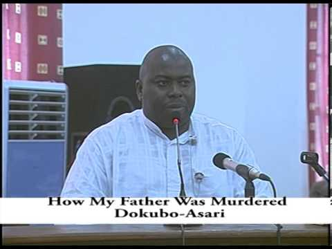 Revealed ! How Dokubo Asari's Father was Murdered
