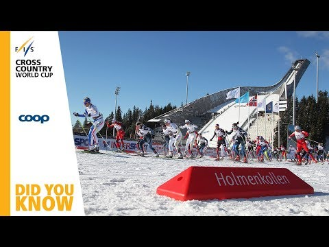 Did You Know | Oslo | Men's/Ladies' Mass Start | FIS Cross Country