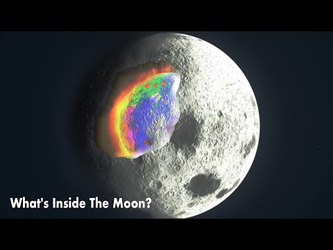 What Caused The Moon To Shrink?