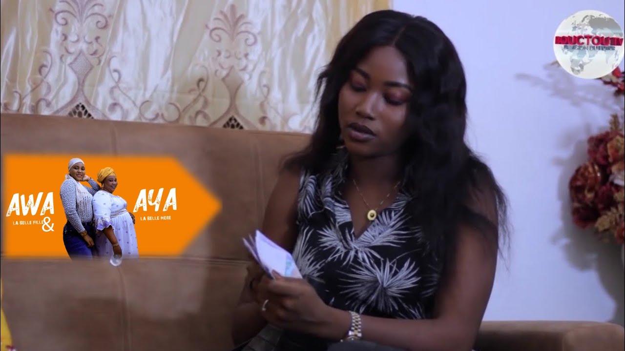 Download Série - AYA NI AWA - Boura musso (belle mère & belle fille ) - Épisode 5- saison 1