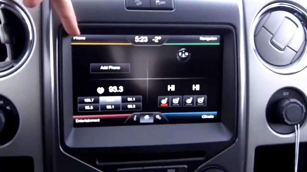 2005 Ford F 150 Fx4 Radio Wiring