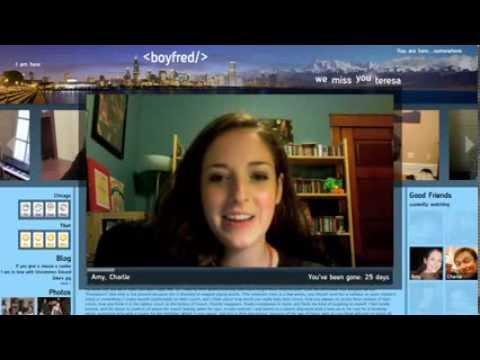 Boyfred  Original Pilot Presentation 2008