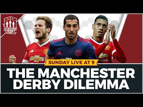 Manchester Derby Dilemma | Man Utd News