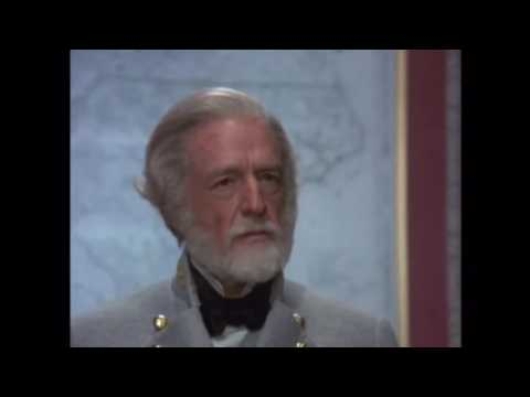 North and South - General Lee explains the Confederacy Can't Win a War of Attrition