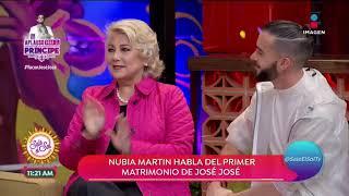 ¡Nubia Martí revela que Anel dejó un protagónico por irse con José José! | Sale el Sol
