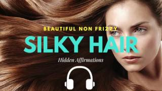 Beautiful Silky Non Frizzy Hair Subliminal (+Stop Hair Loss and Stimulate Hair Growth)
