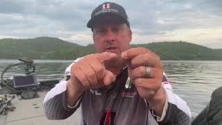 Bassmaster Elite Series Pro Randy Pierson talks about his favorite hooks.