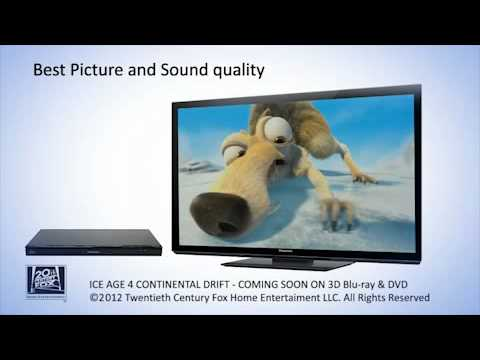 Panasonic DMP-BD77EB Blu-ray Player Update