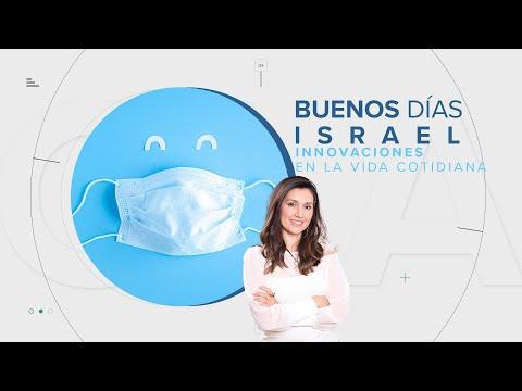 Buenos Días Israel- E04 Innovación Israelí Que Todos Tenemos En Casa