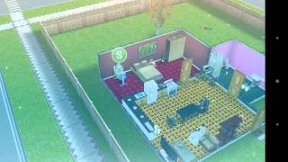 [Game Play] The Sims Free Play Android #Ep1 (1/2)