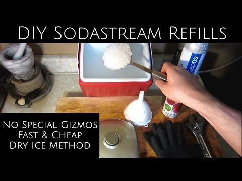 Thumbnail: SodaStream CO2 Refill - No Special Gizmos!