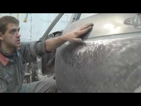 Кузовной ремонт авто урок видео
